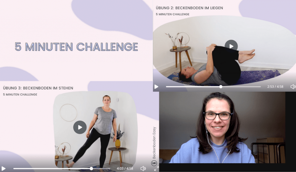5 Minuten Challenge