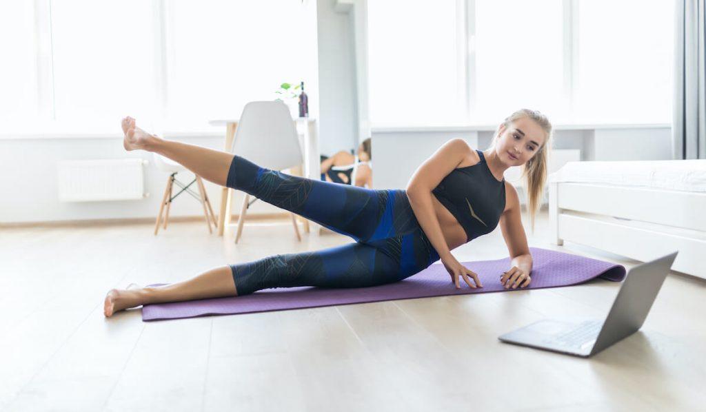 Beckenbodentraining und Pilates